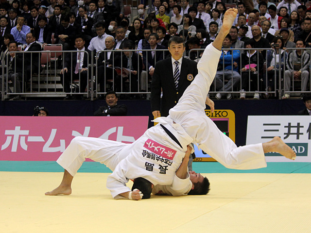 81kg級 長島啓太 vs 丸山剛毅