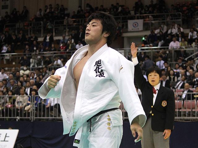 男子90kg級準決勝戦_西山大希vs吉田優也�A