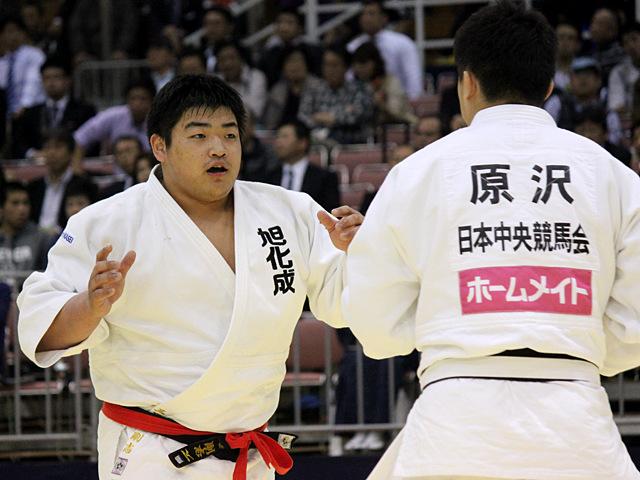 男子100kg超級準決勝戦_王子谷剛志vs原沢久喜�@