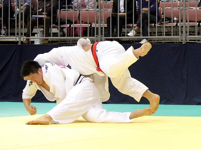 男子100kg超級準決勝戦_王子谷剛志vs原沢久喜�B
