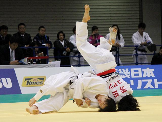 57kg級 玉置桃 vs 芳田司