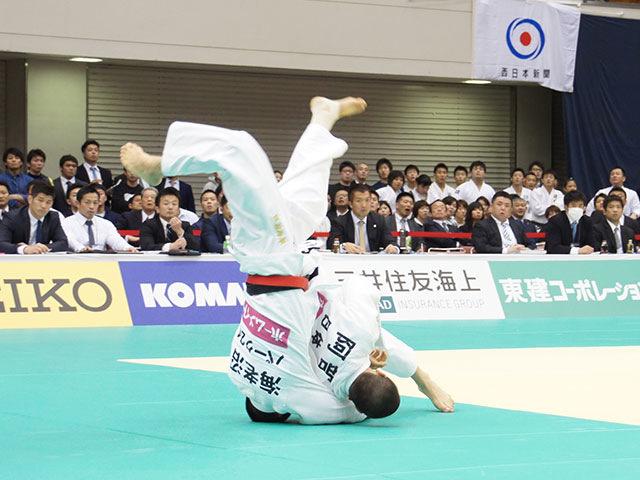 66kg級 阿部一二三 vs 海老沼匡