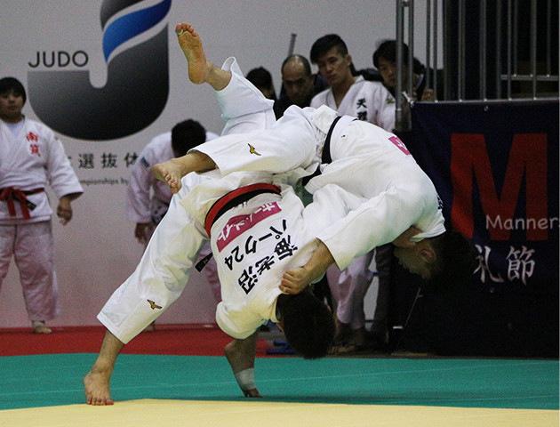 男子73kg級 海老沼匡 vs 大野将平