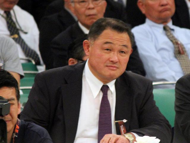 山下泰裕 強化委員長