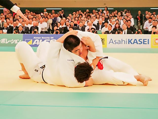 2018年全日本選手権 4回戦 王子谷剛志vs飯田健太郎