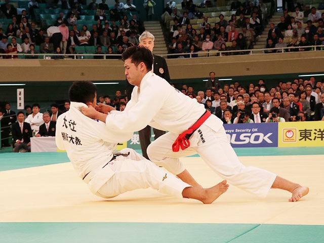 2回戦 飯田健太郎vs大辻康太