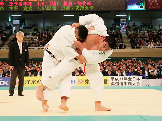 2回戦 王子谷剛志vs中野寛太�A