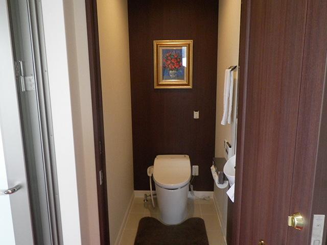 トイレ(モデルルーム)