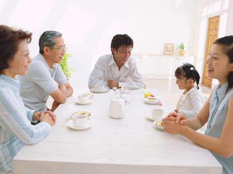 家族で対策