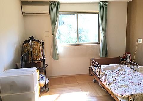 「アルクオーレ岡崎戸崎」施設居室写真