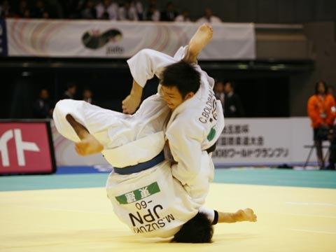 鈴木雅典(60kg級)②