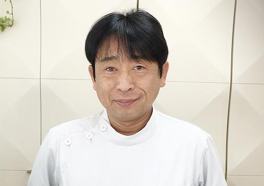 「杉田整骨院」院長 杉田浩司氏の写真