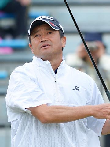 横田真一選手