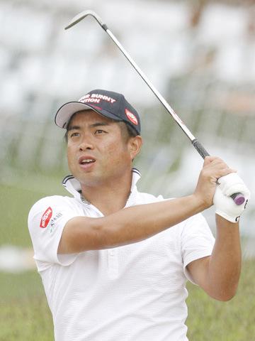 2位タイで好発進の池田勇太選手
