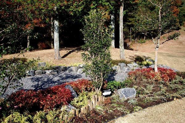 ホールインワン記念庭園
