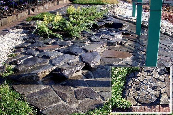 庭園改善作業