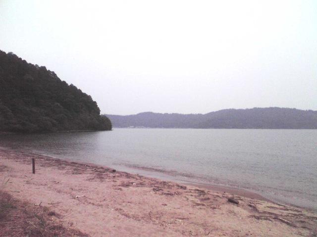 琵琶湖に着きました 〜旅行ブログ〜