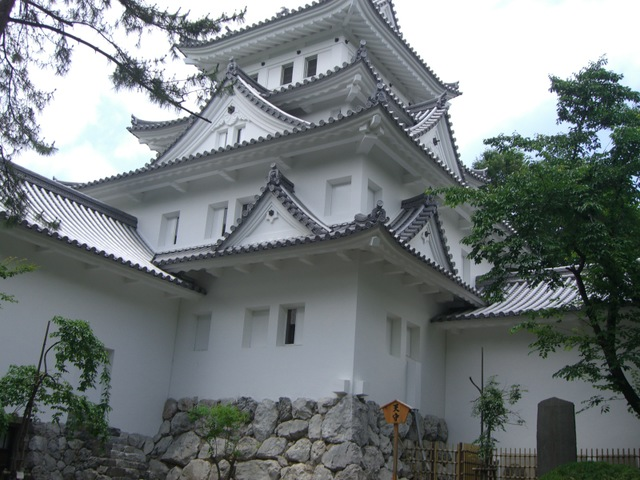 大垣城  〜 旅行ブログ〜
