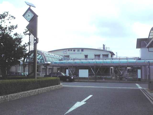 伊勢中川駅 〜旅行ブログ〜