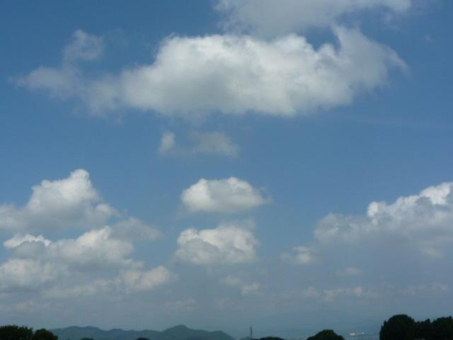 夏の雲 その4