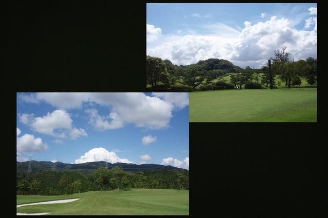 夏の空 〜 雲を見つめて 〜