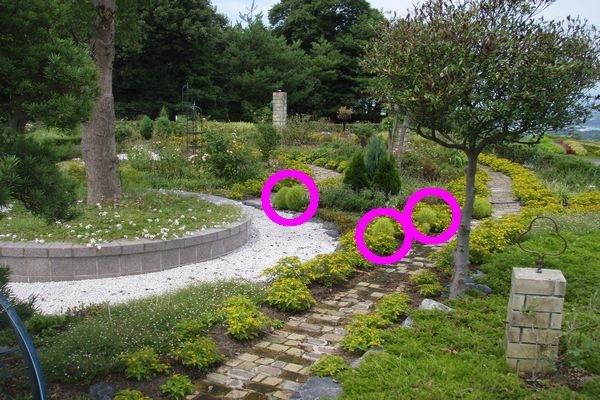 北1番回遊式庭園