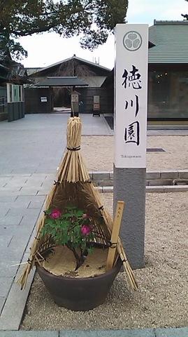 ★徳川園★