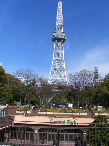 名古屋テレビ塔と地下街 〜旅行ブログ〜