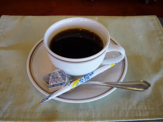 モーニングコーヒーはいかがですか