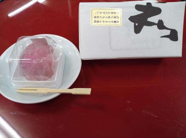 【 本日のお茶菓子 】ョ゚∀゚o)