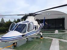 ヘリコプター!?
