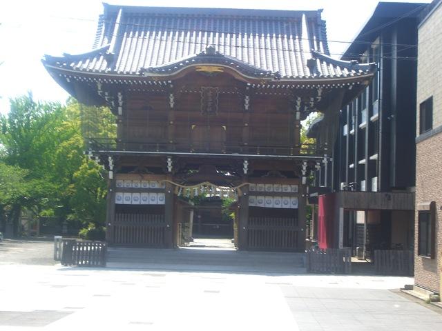 桑名宗社(春日神社)と石取祭
