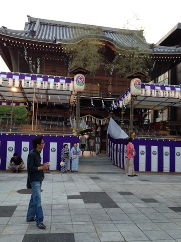 桑名 石取祭!