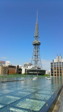 名古屋市栄の公園  オアシス21