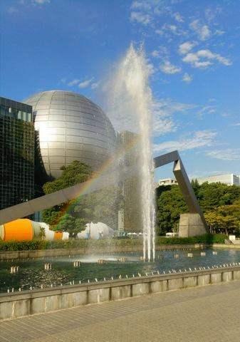 名古屋市内 都心の公園