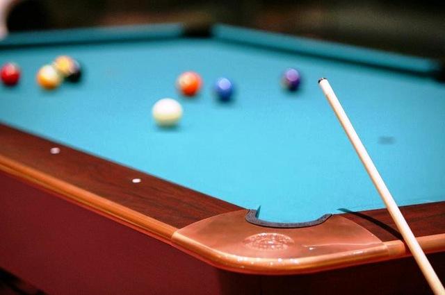 卓球&ビリヤード