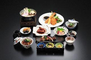 ホテル多度温泉&なごや名物コース料理プラン