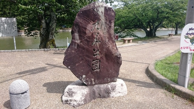 九華公園「花菖蒲まつり」