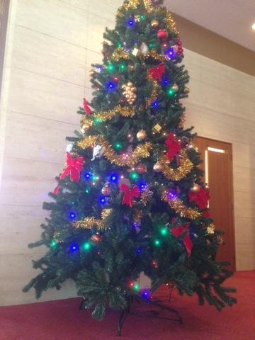 クリスマスも目の前ですね♪