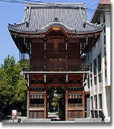 桑名市観光スポット 「桑名宗社(春日神社)」