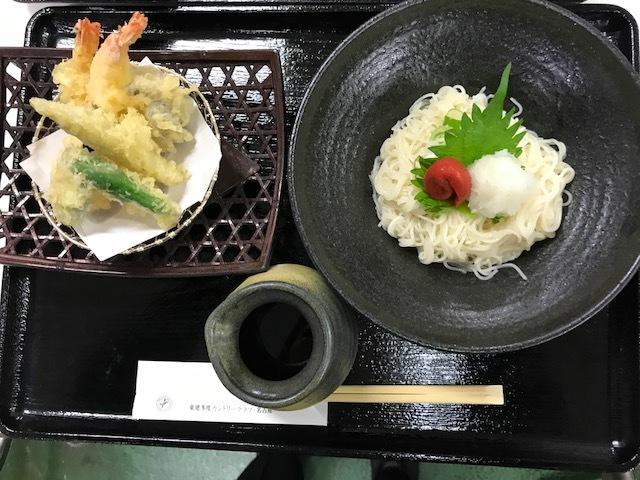 レストラン【夏】ランチメニュー始めました!