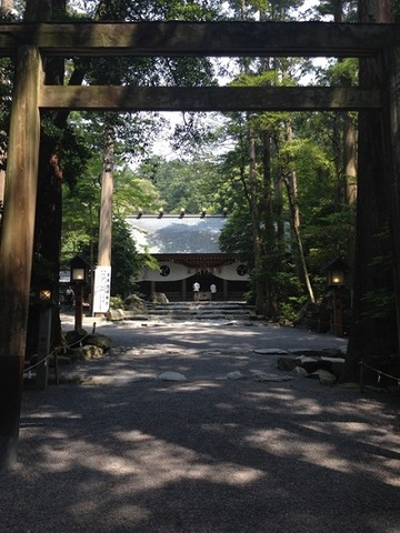 初詣・パワースポットは『椿大神社』へ