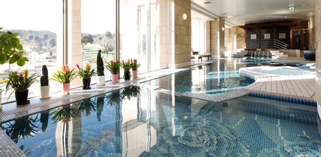 ゆったりと寛げるホテル多度温泉です。