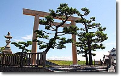 旧東海道 『桑名宿』