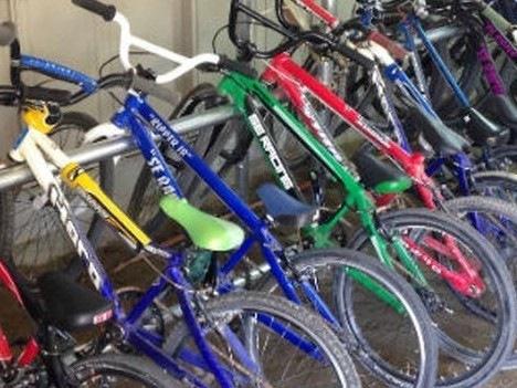桑名市のオフロードバイク♪