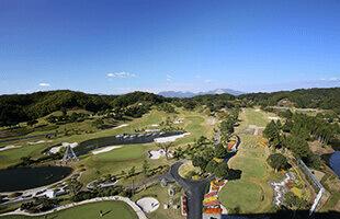 温泉付宿泊ゴルフの ご提案!