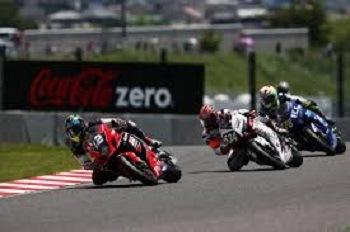 鈴鹿サーキット8耐レース開催!