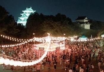名古屋城 夏まつり