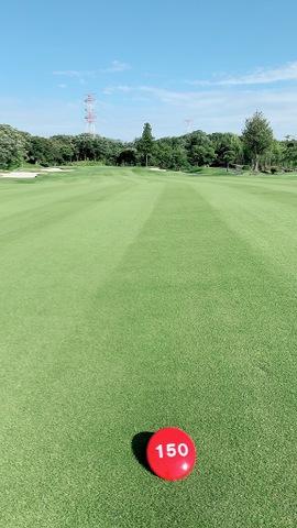 ゴルフ日和が続きます