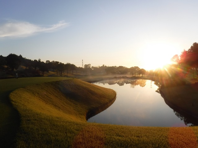 11月の朝の風景